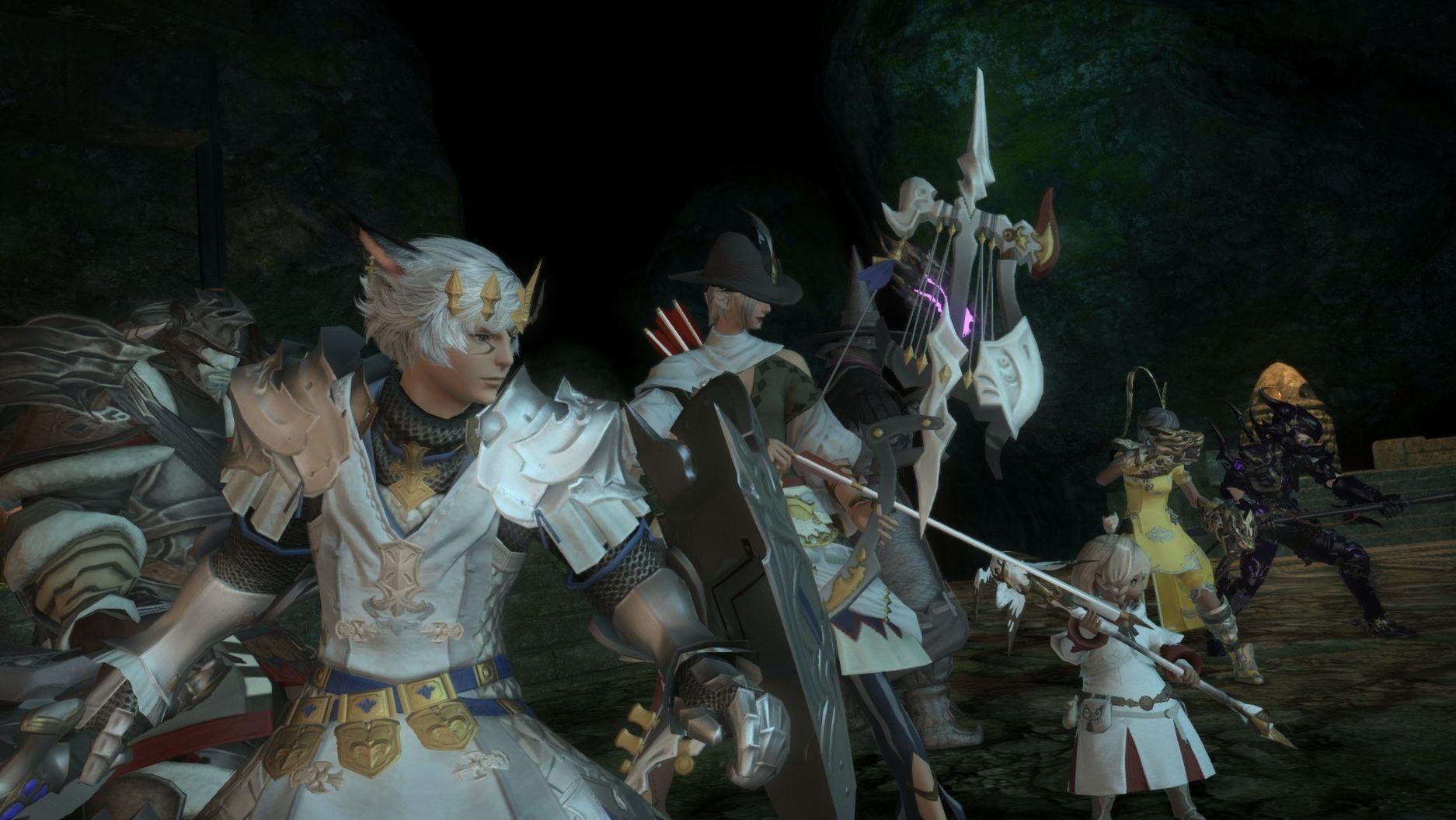 A trip to Final Fantasy fan fest 2018 | Rock Paper Shotgun
