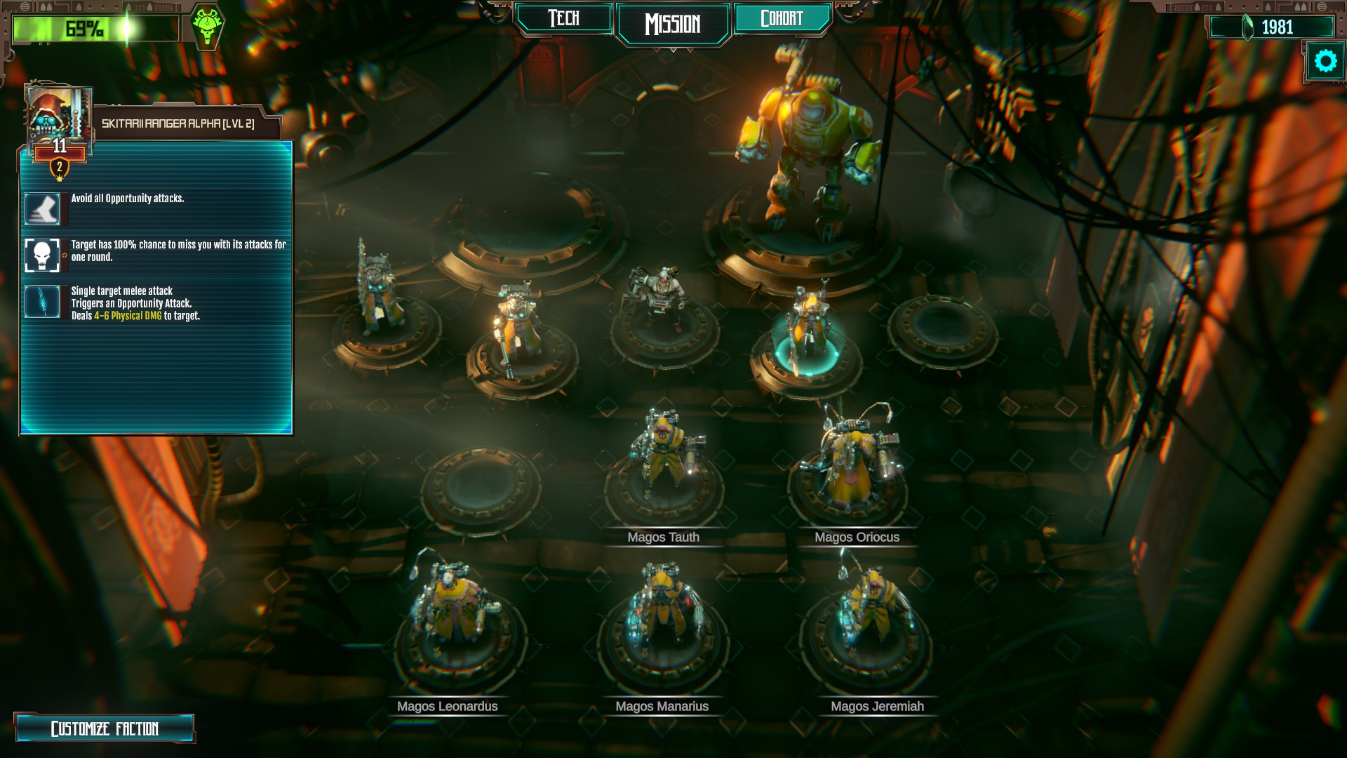 Warhammer 40k: Mechanicus review | Rock Paper Shotgun