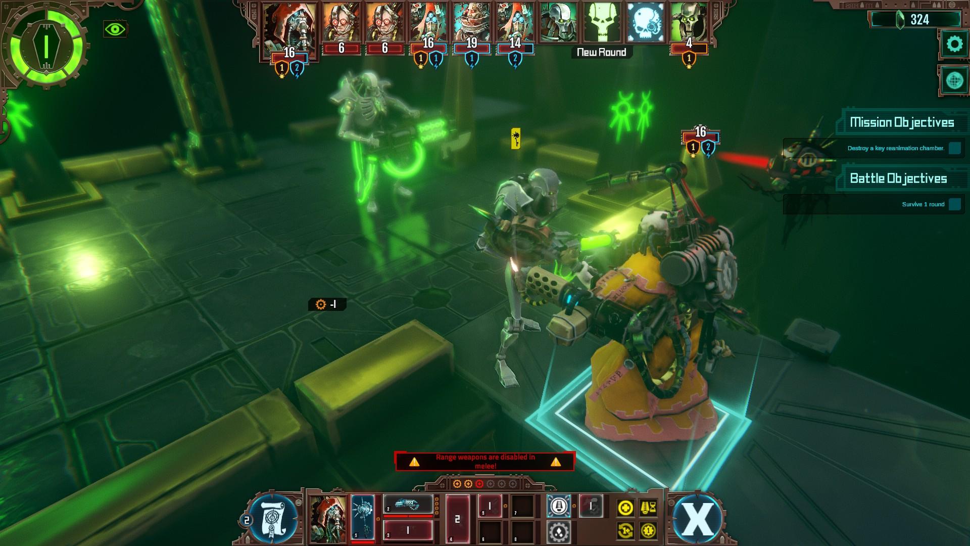 Warhammer 40k: Mechanicus review | Rock Paper Shotgun