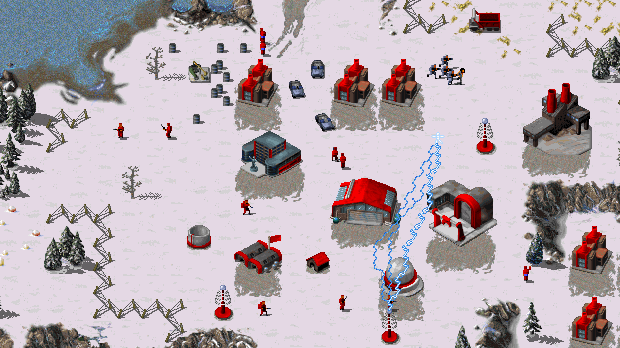 Command & Conquer, Command & Conquer: Red Alert remasters from EA and Petroglyph coming