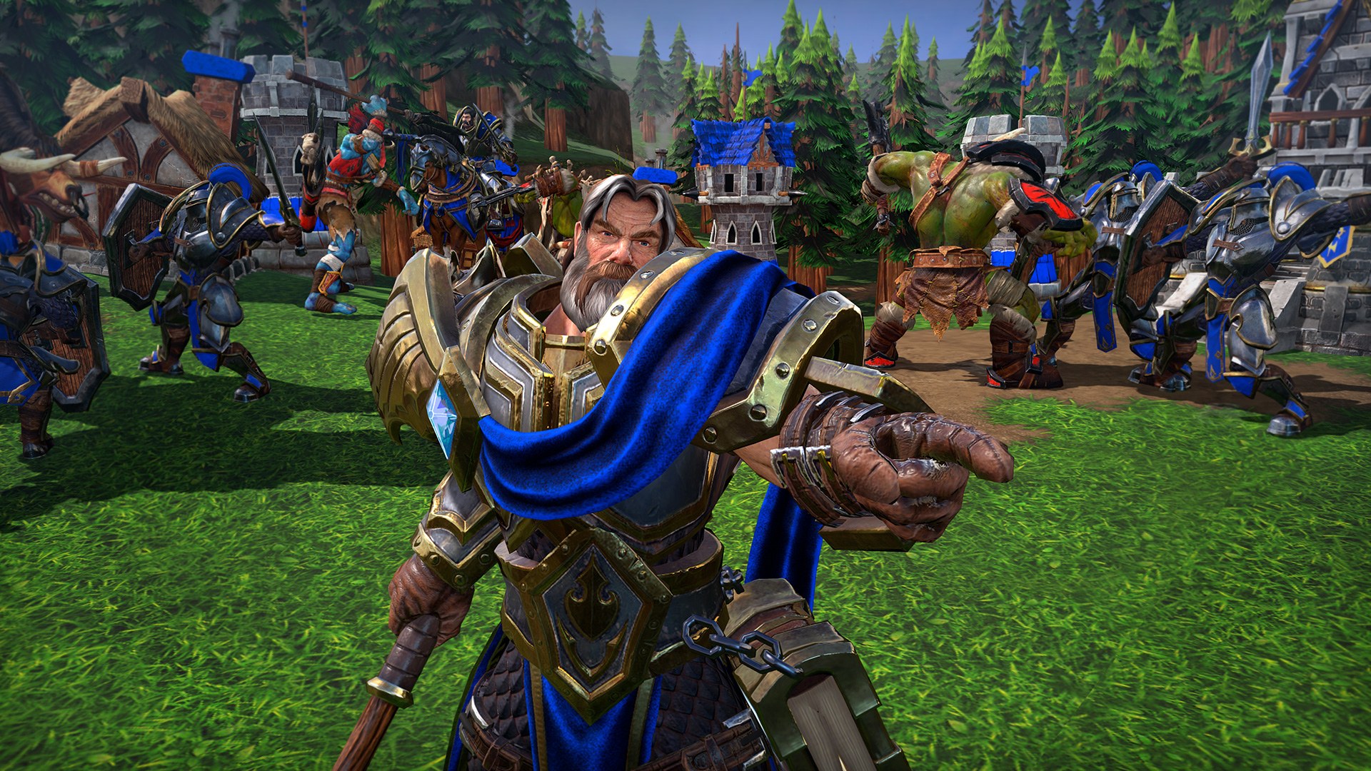Blizzard Still Own Your Warcraft 3 Reforged Custom Games Rock