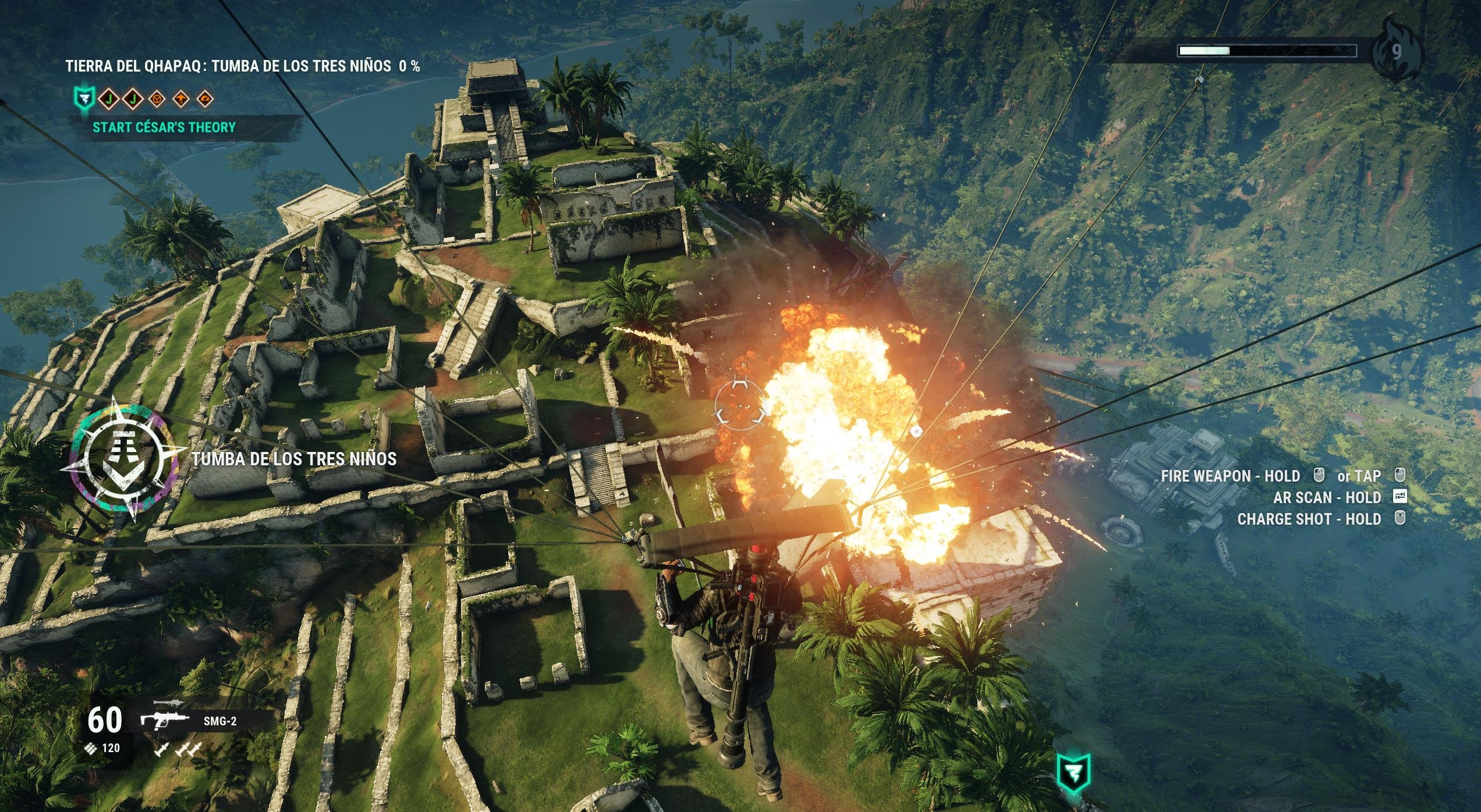 Just Cause 4 review | Rock Paper Shotgun