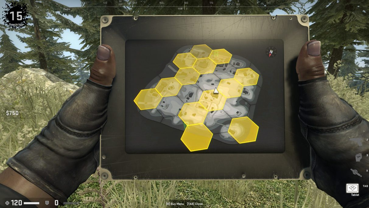 Never before has a game instilled such a terror of lone hexagons.