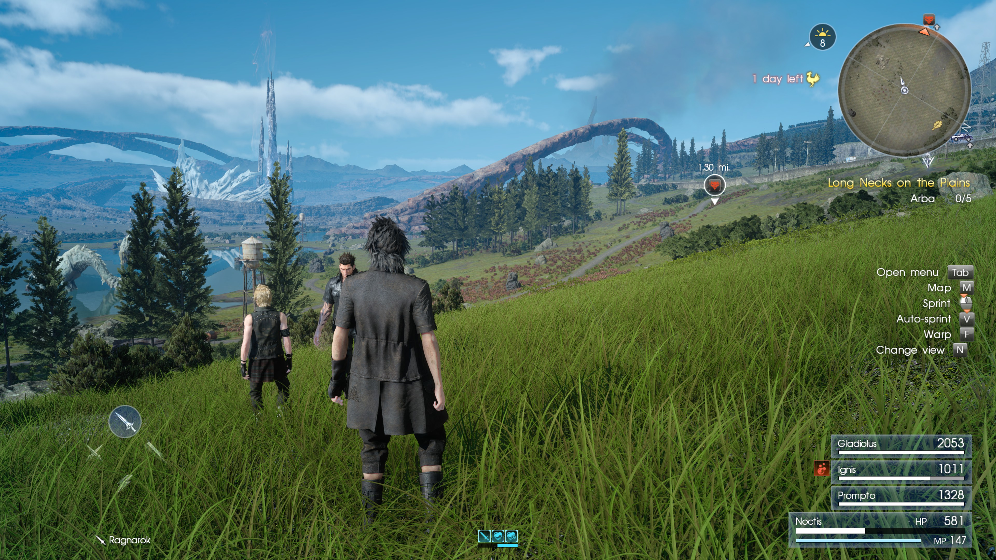 Final Fantasy 15's DLSS tech boosts PC performance by 10-15fps on