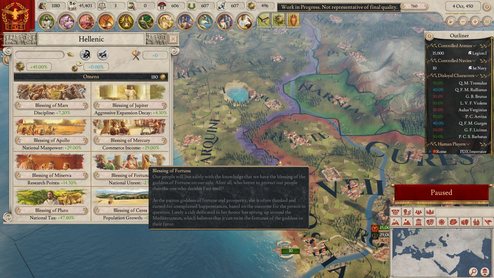 Imperator: Rome preview: more accessible, no less intimidating