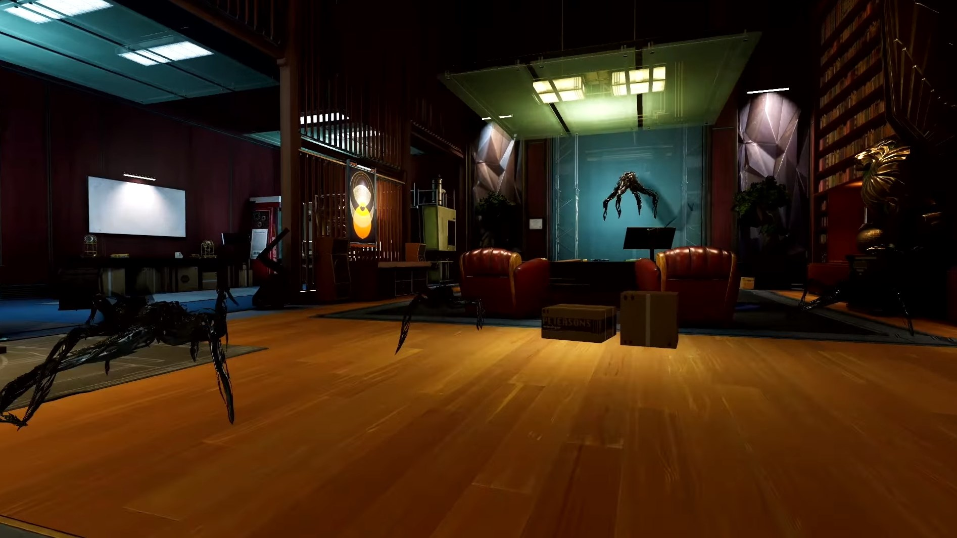 Prey: Mooncrash adds free paranoid multiplayer and VR escape rooms next week