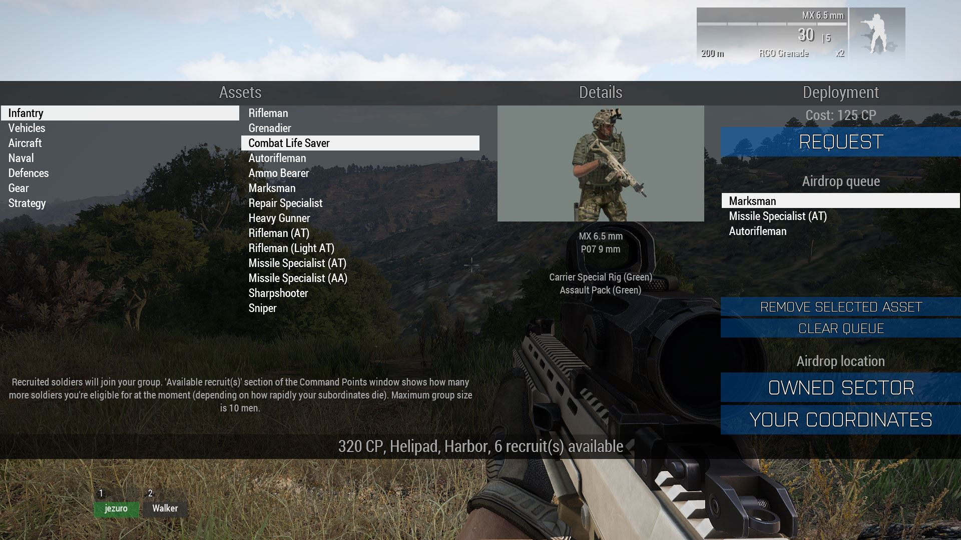 Arma 3 Warlords multiplayer mode is out   Rock Paper Shotgun