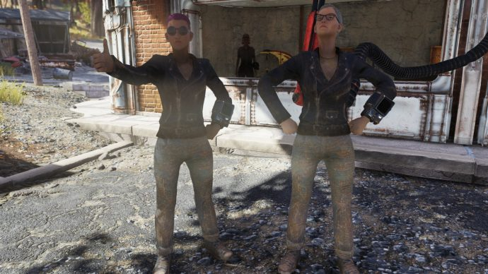 Fallout 76 armor