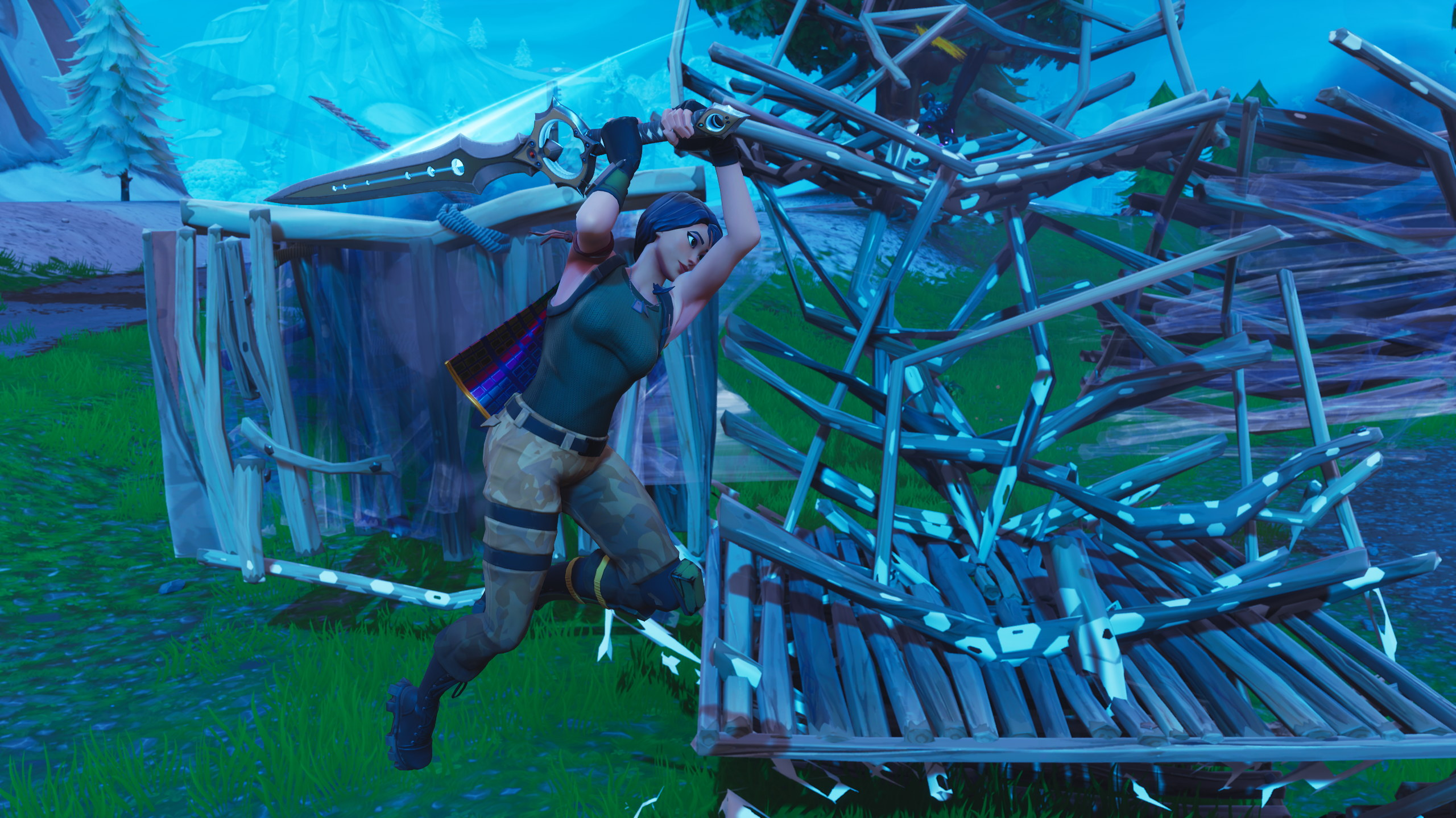 - fortnite infinity blade images