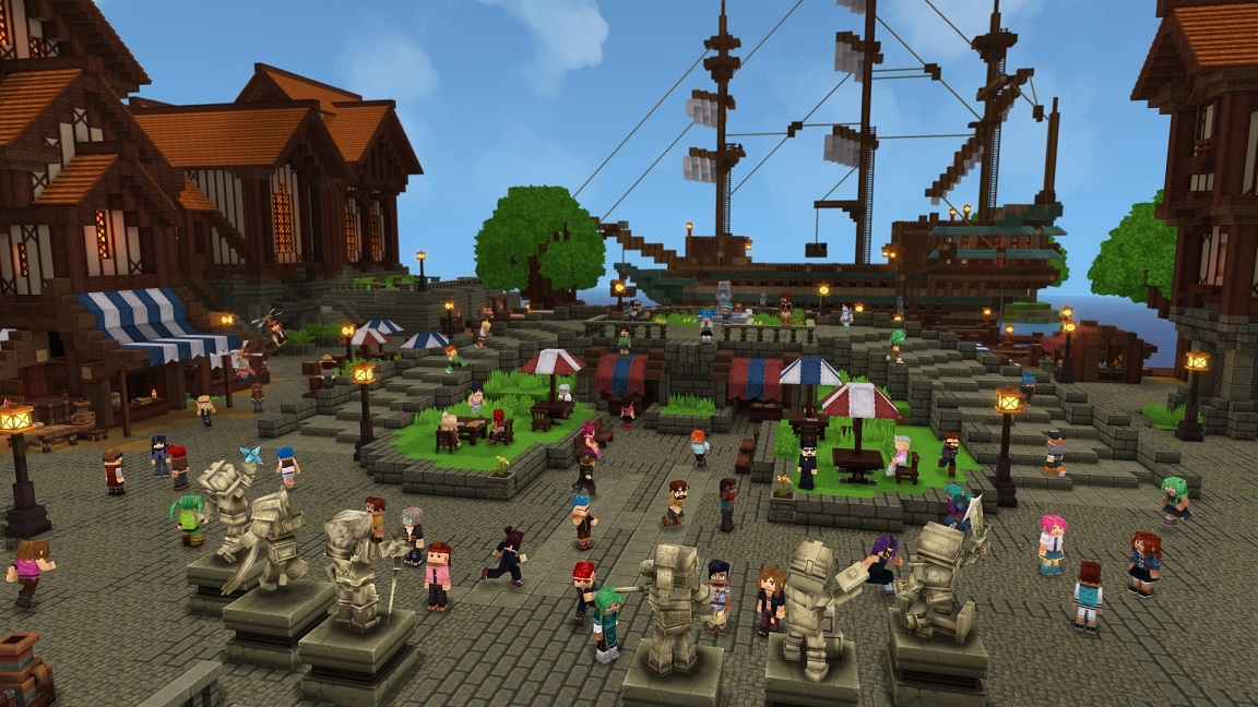Hypixels Announced on Riot-backed Hytale | Rock Paper Shotgun