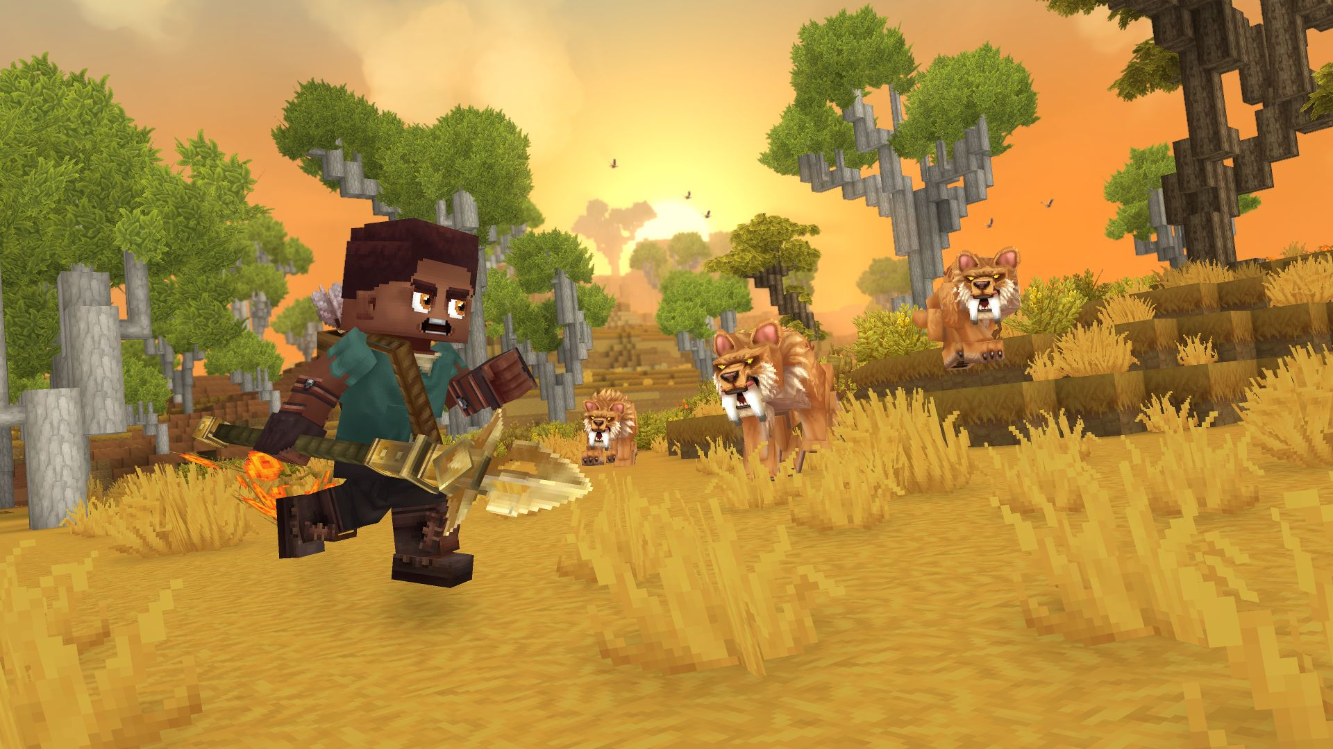 Hytale Is A Minecraft Follow Up That Remembers The Minigames