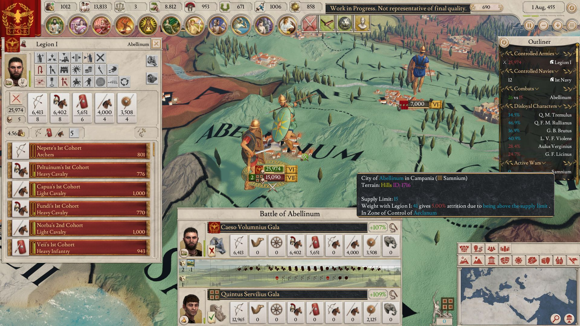 Imperator: Rome preview: more accessible, no less
