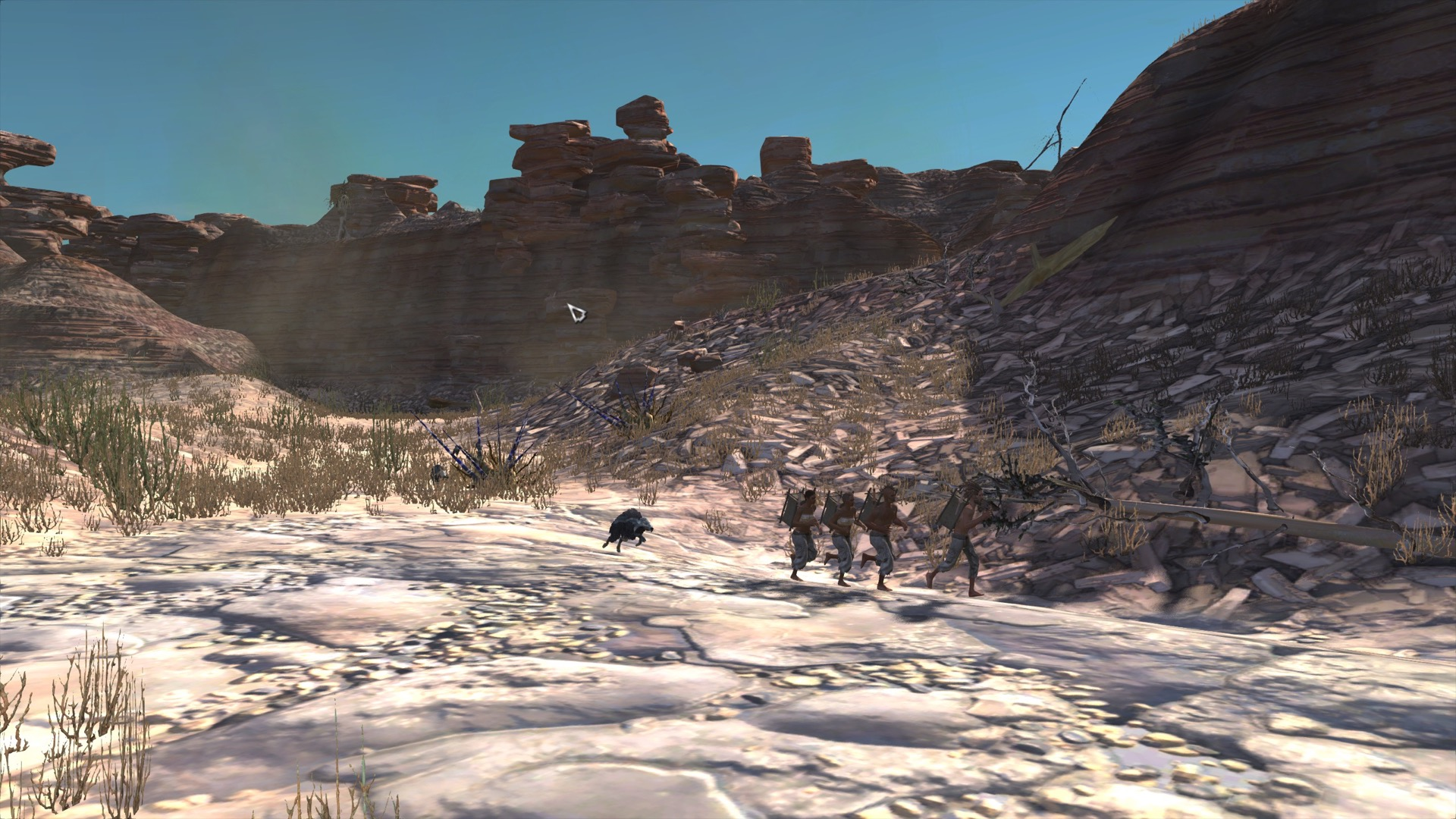 How Kenshi's world is designed not to care about you | Rock