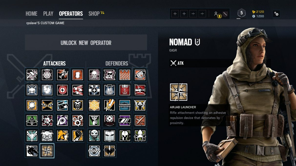 Rainbow Six Siege Nomad: Y4S1 3 update – what she can do and how to
