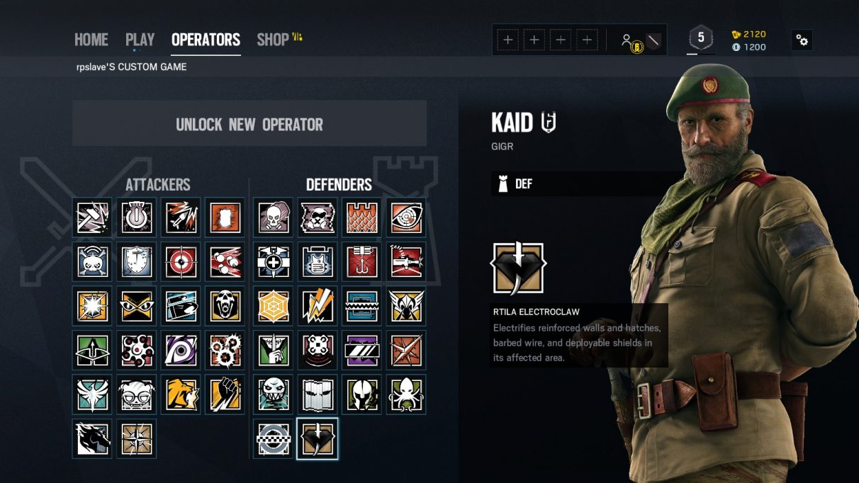 Rainbow Six Siege Kaid: Y4S1 3 update – what he can do and