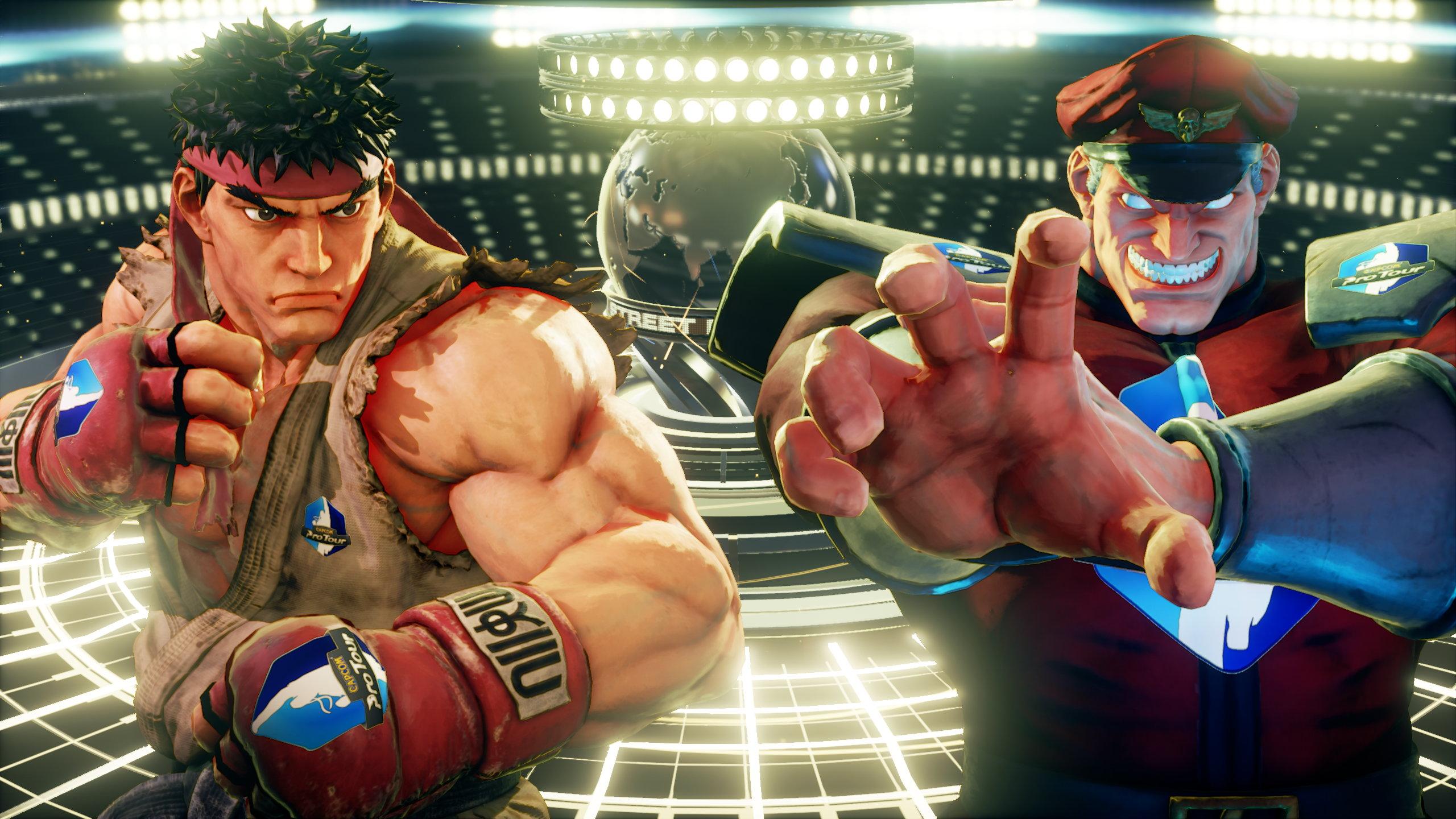 Street Fighter V adds adverts | Rock Paper Shotgun