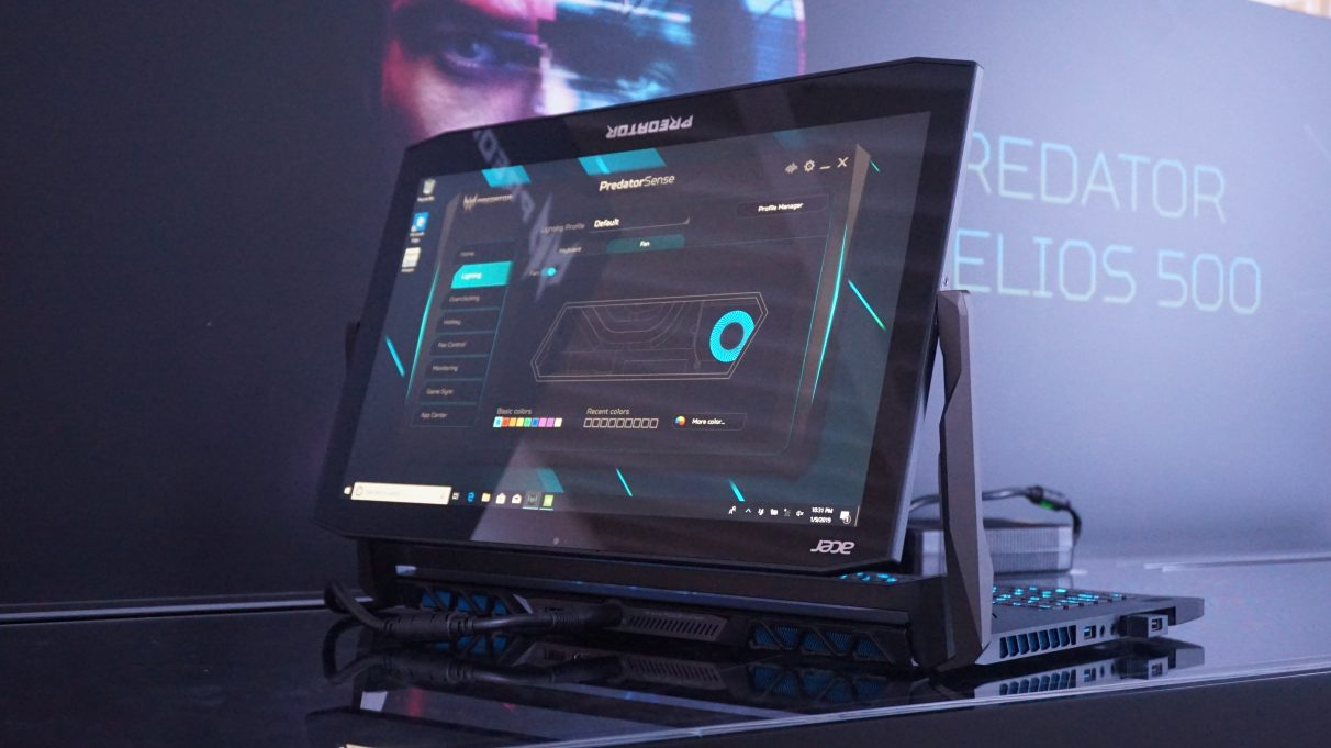 CES 2019: Acer's Predator Triton 900 is the maddest gaming laptop I've ever seen