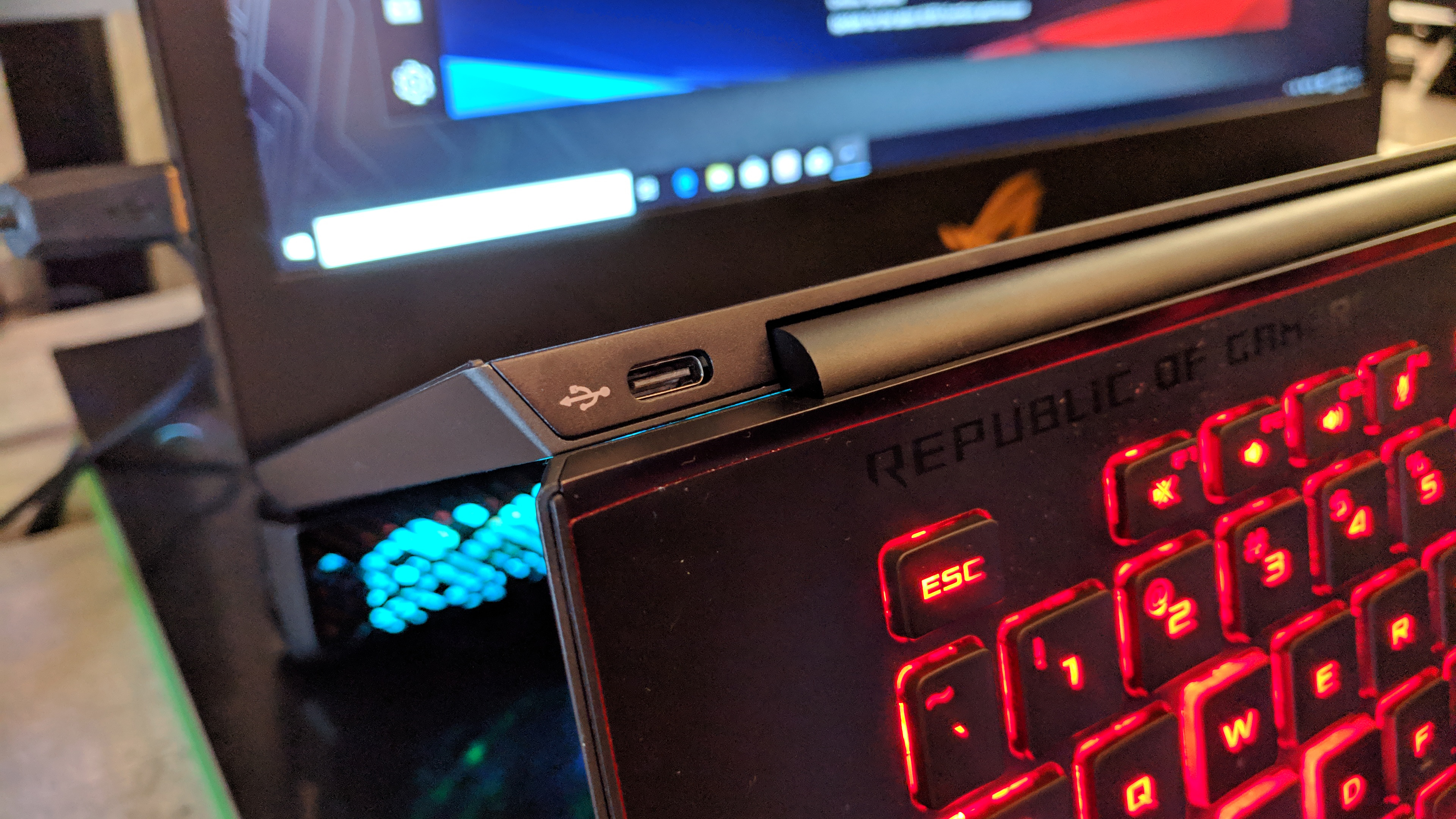 Asus Mothership review: hands on with Asus' preposterous gaming