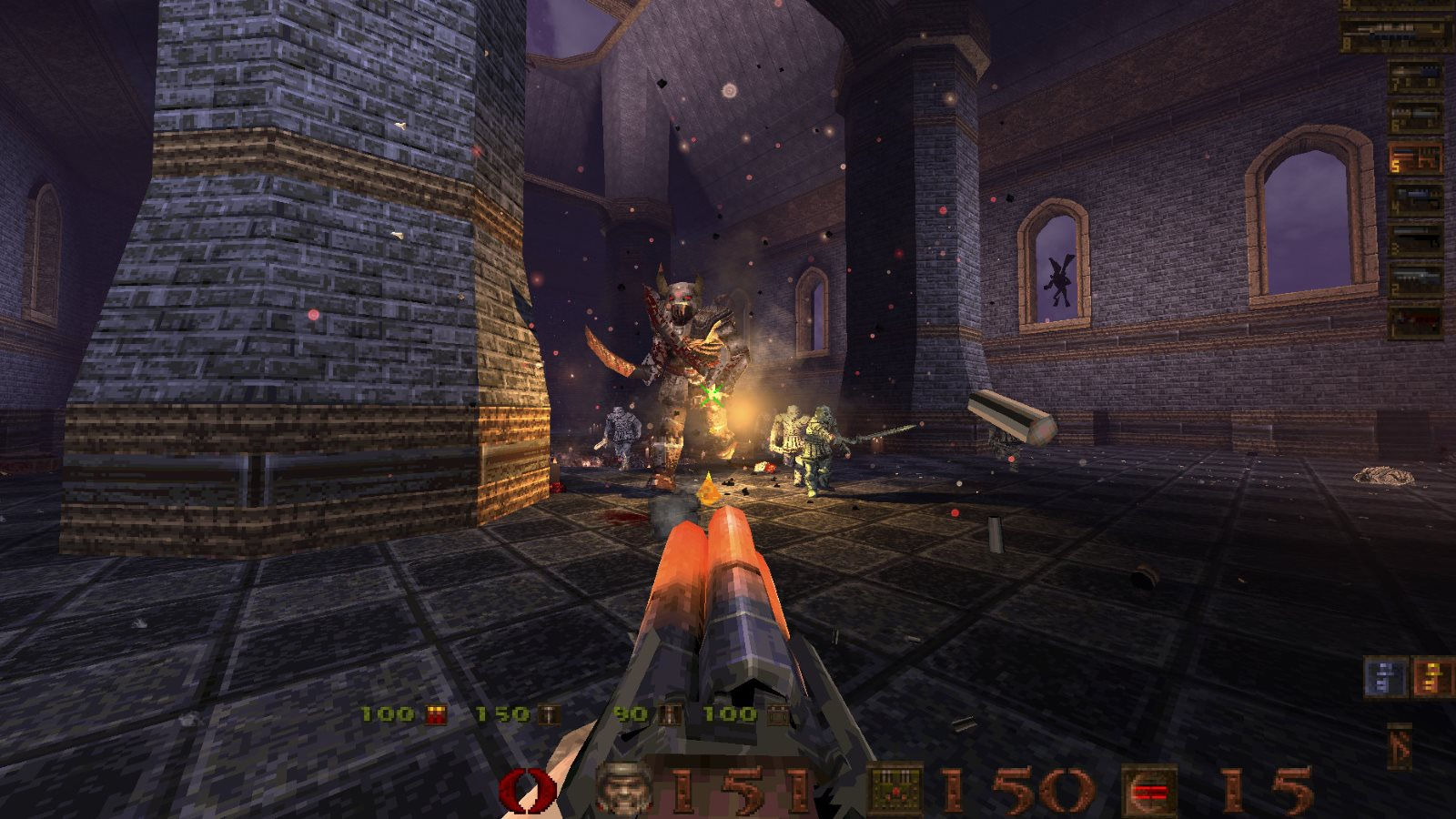 Quake 1.5 is a massive mod overhaul for the FPS classic | Rock Paper