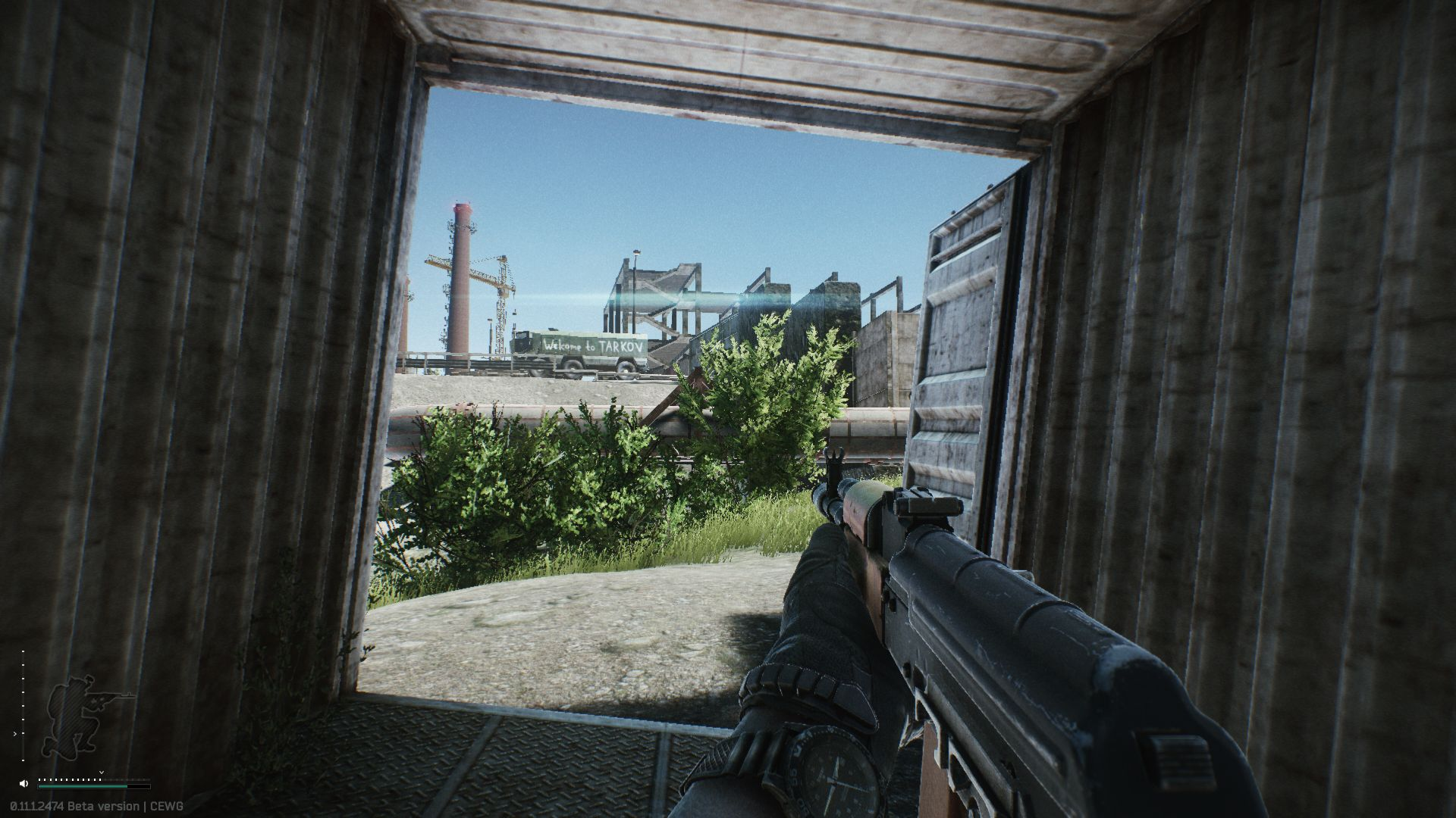Escape From Tarkov is brutal, stressful and exhausting