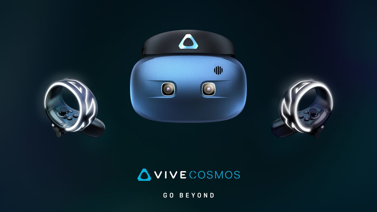 CES 2019: Vive Cosmos is a brand new VR headset from HTC