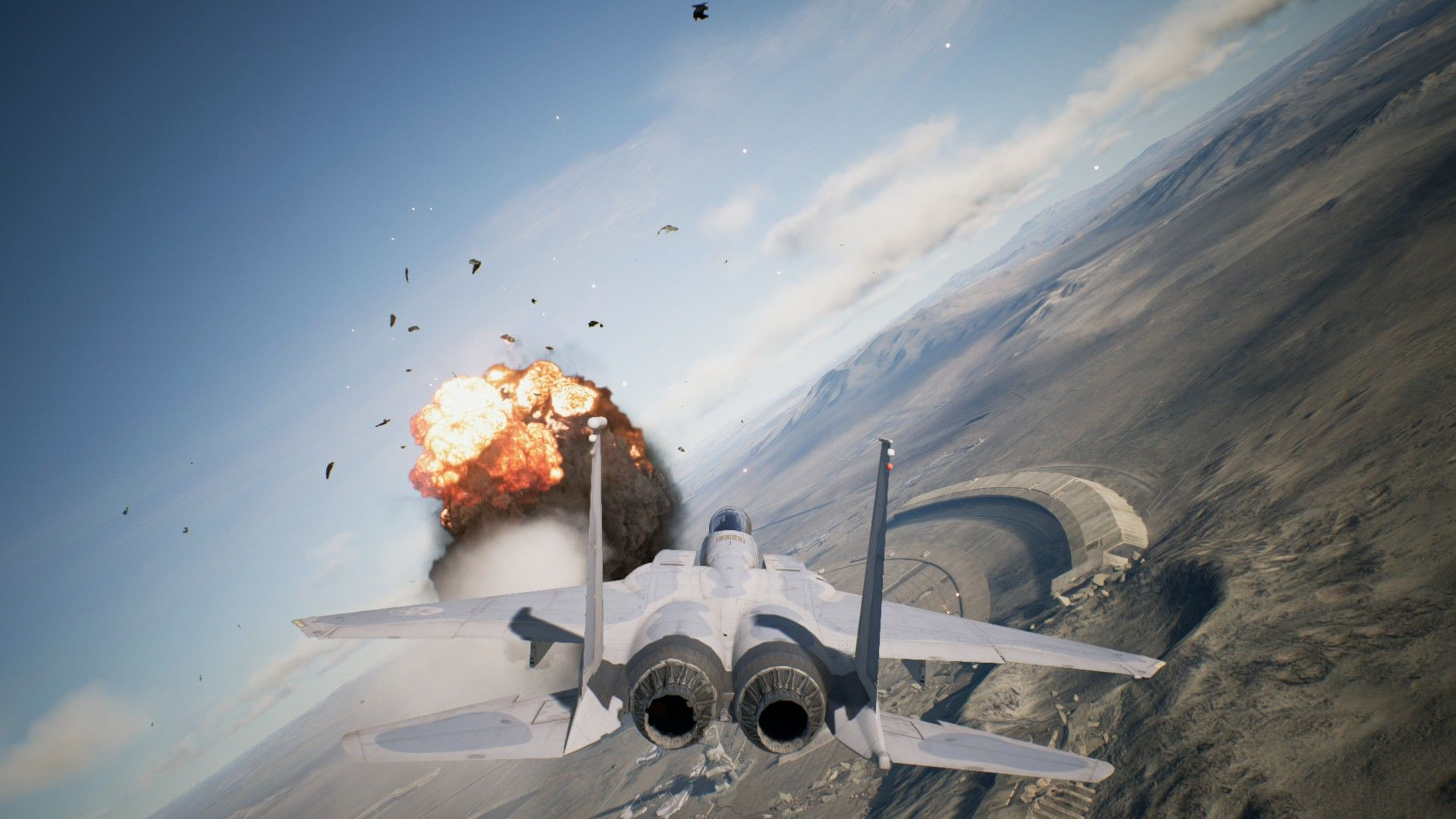 Ace Combat 7: Skies Unknown review | Rock Paper Shotgun