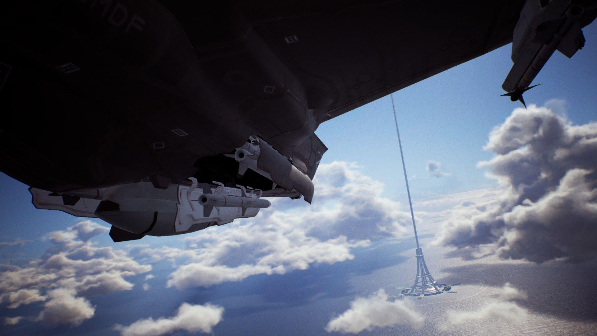 Ace Combat 7: Skies Unknown review   Rock Paper Shotgun