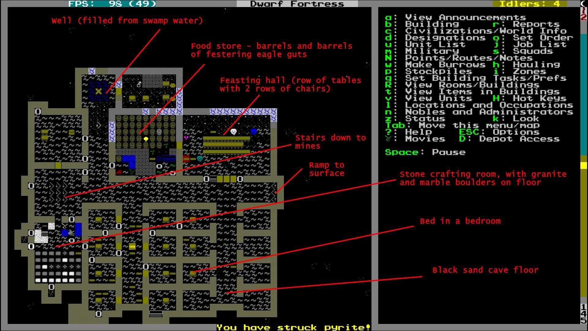 Dwarf Fortress diary: building an underground zoo | Rock ...