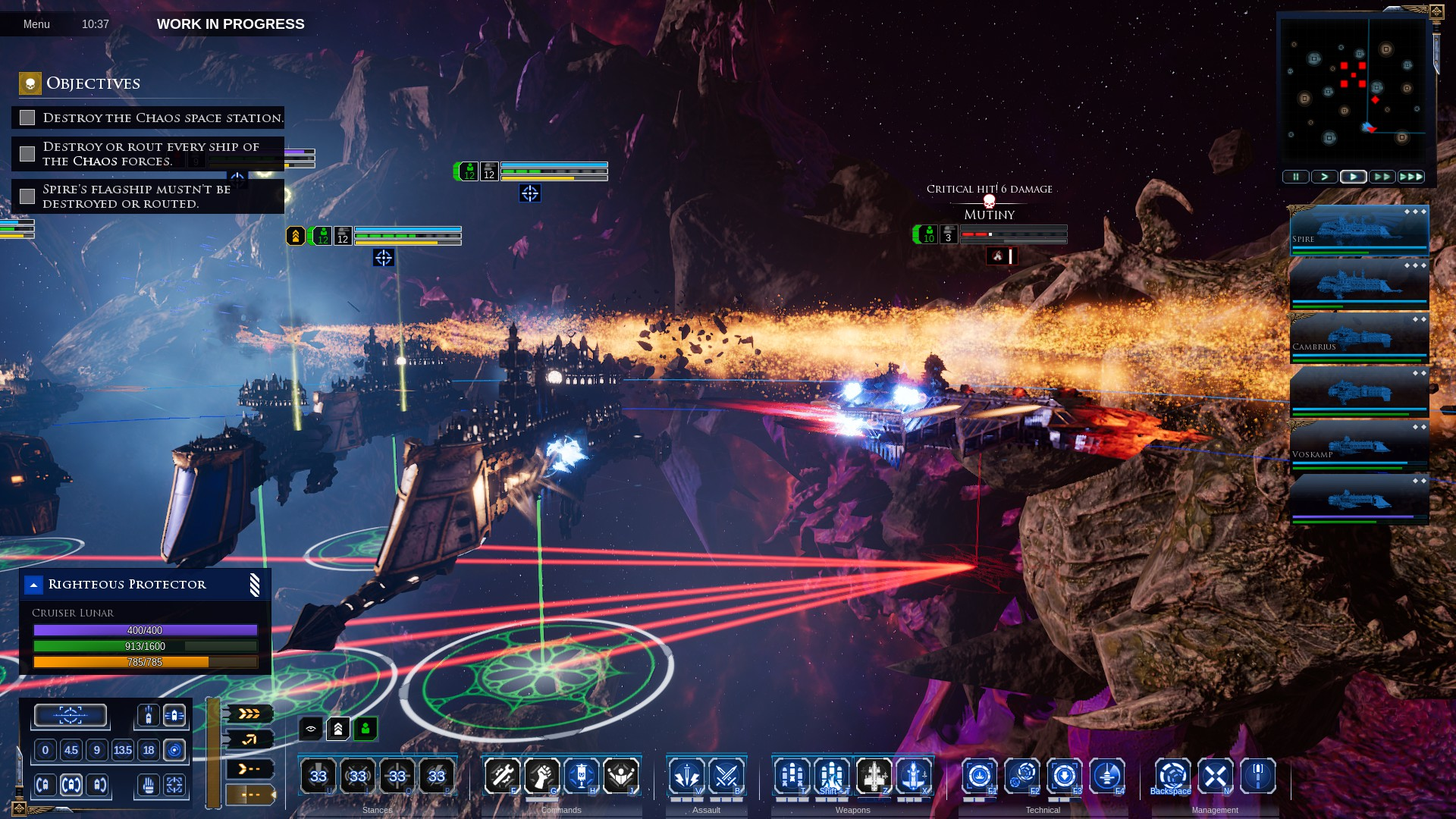 Image result for battlefleet gothic armada