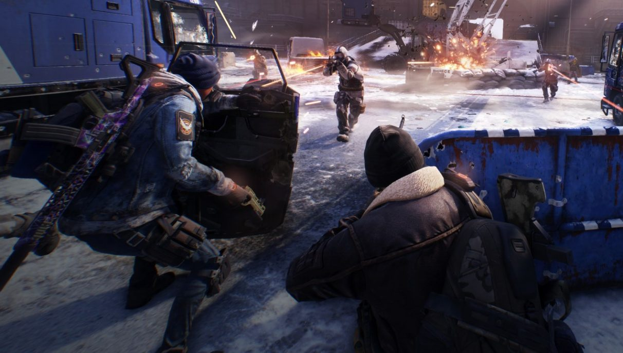 The Division Release Pc