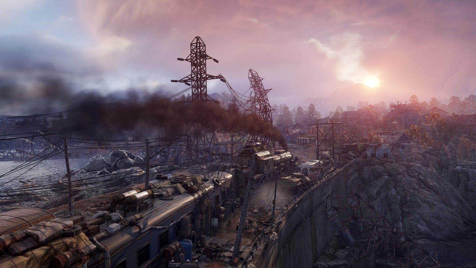 Epic making Metro Exodus an exclusive will not help | Rock Paper Shotgun