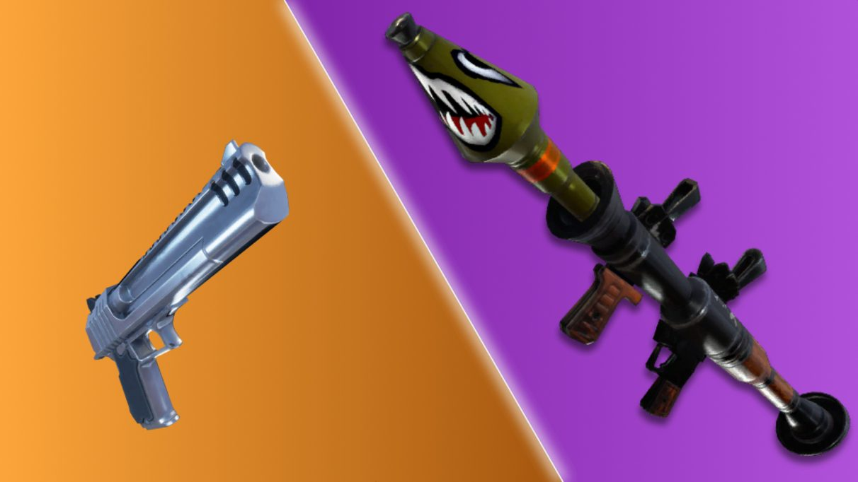 Fortnite loadouts guide (V8 00) – best weapon combos, Fortnite