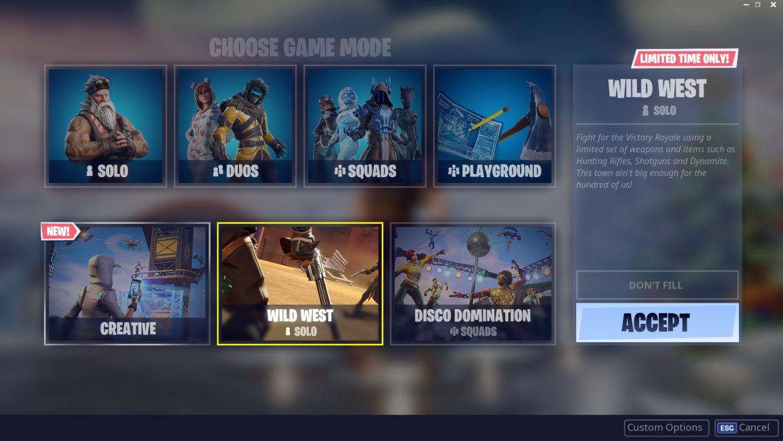 fortnite limited time modes ltm - fortnite tournament points system