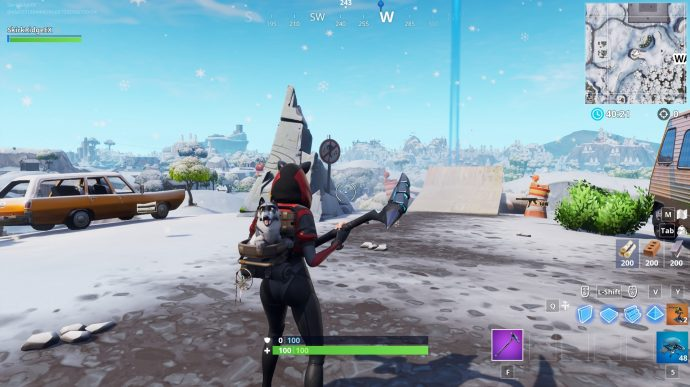 Fortnite forbidden locations: all the forbidden dance ...