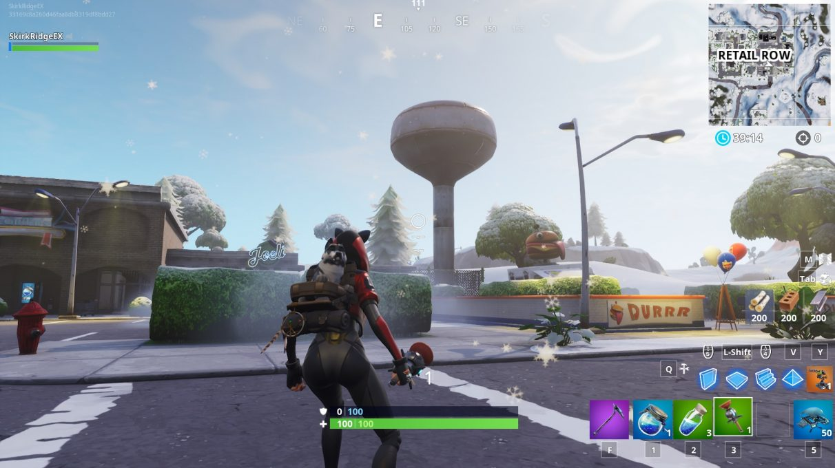 Fortnite Tower Locations Water Tower Ranger Tower Air