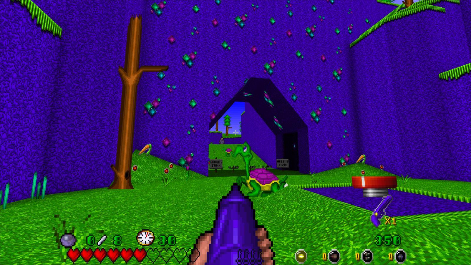 Hocus Pocus Doom turns Apogee's 90s platformer into a FPS   Rock