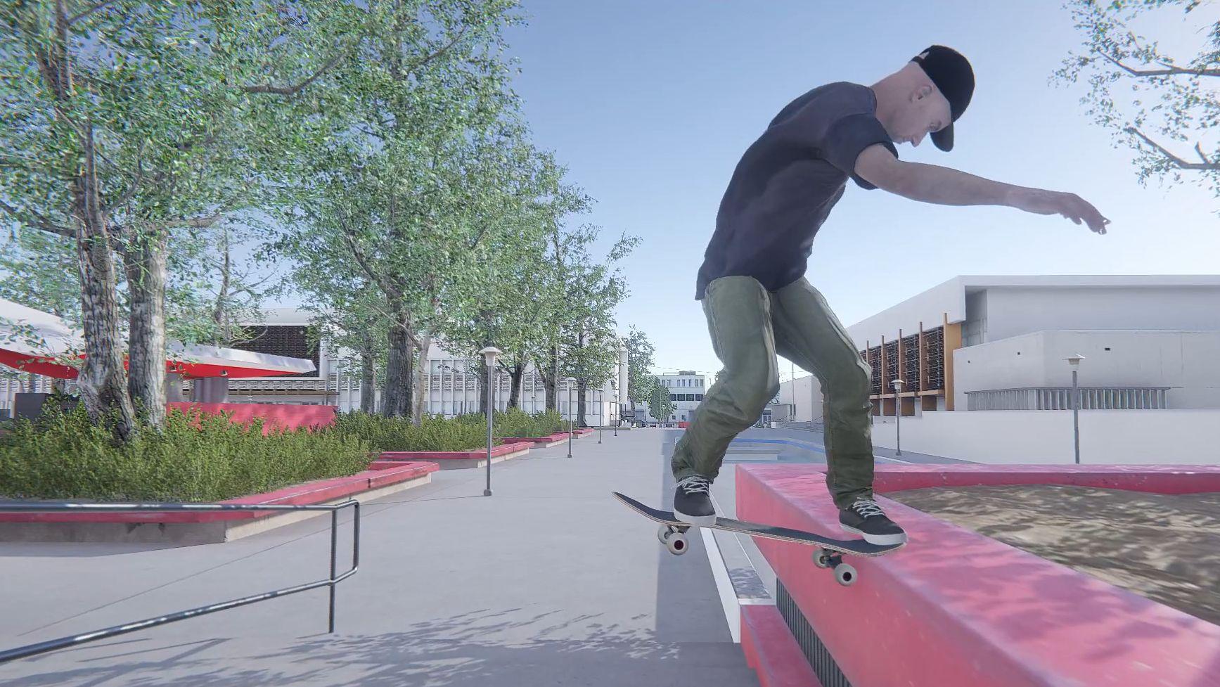 Skater XL is a cool skateboarding sim prototype | Rock Paper Shotgun