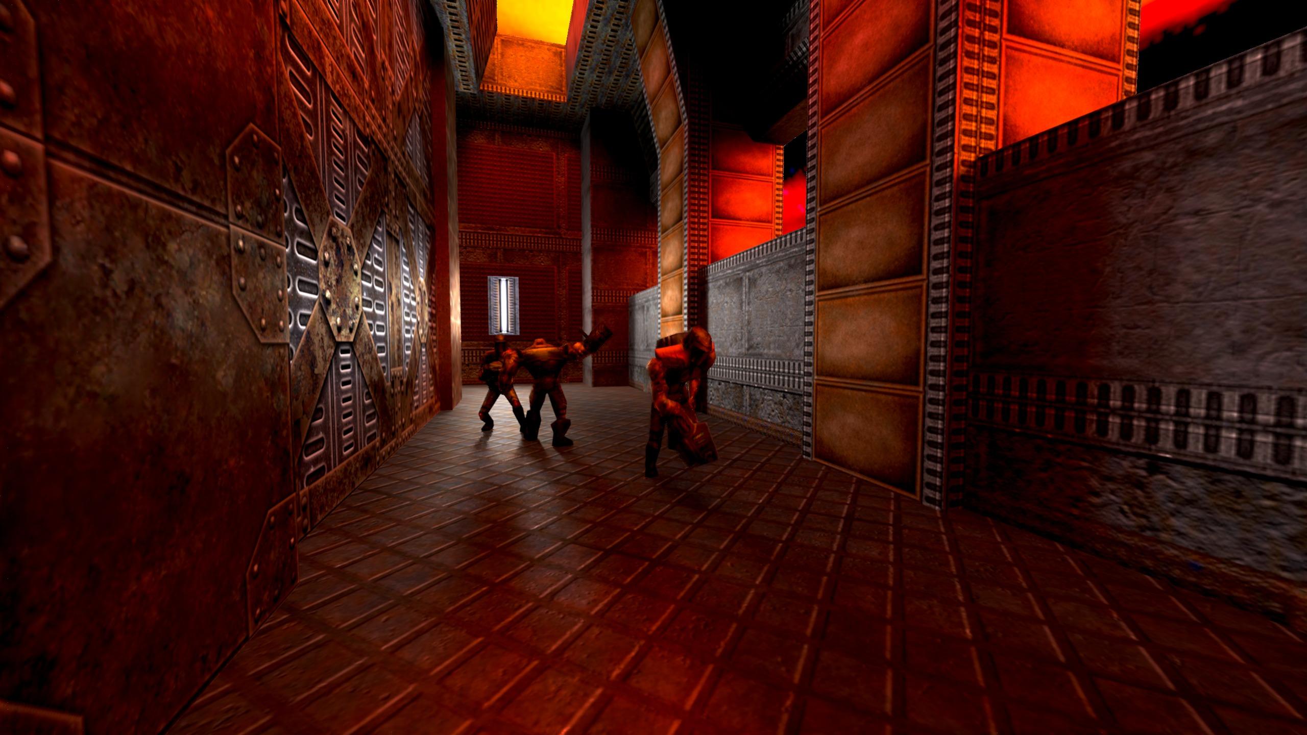 Quake II raytraced | Rock Paper Shotgun