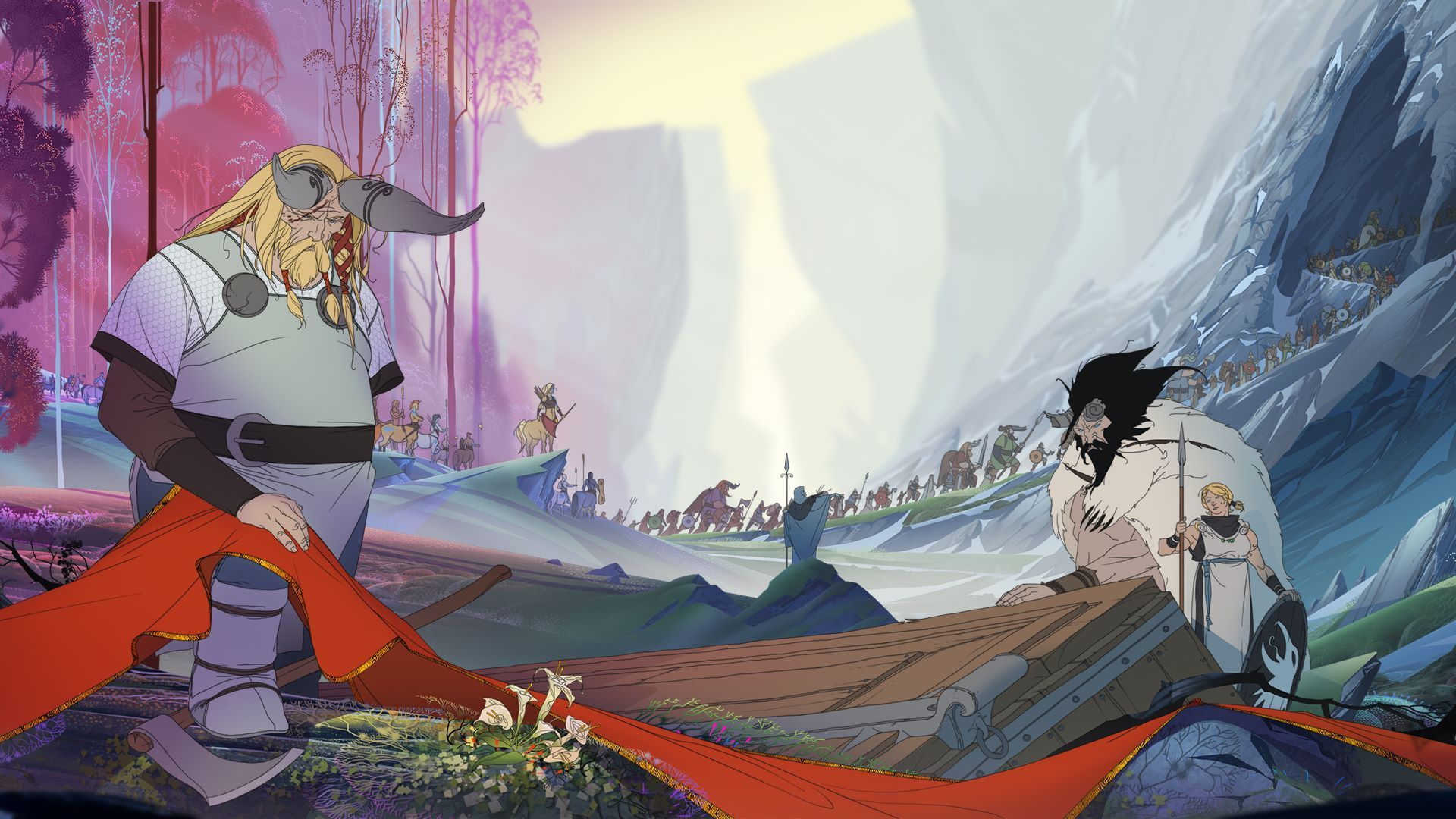 The Banner Saga - Best viking games