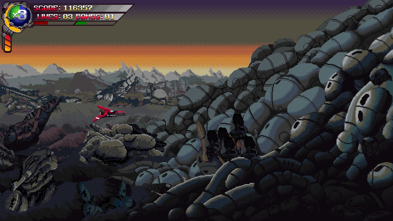 Devil Engine is out now with a free demo | Rock Paper Shotgun