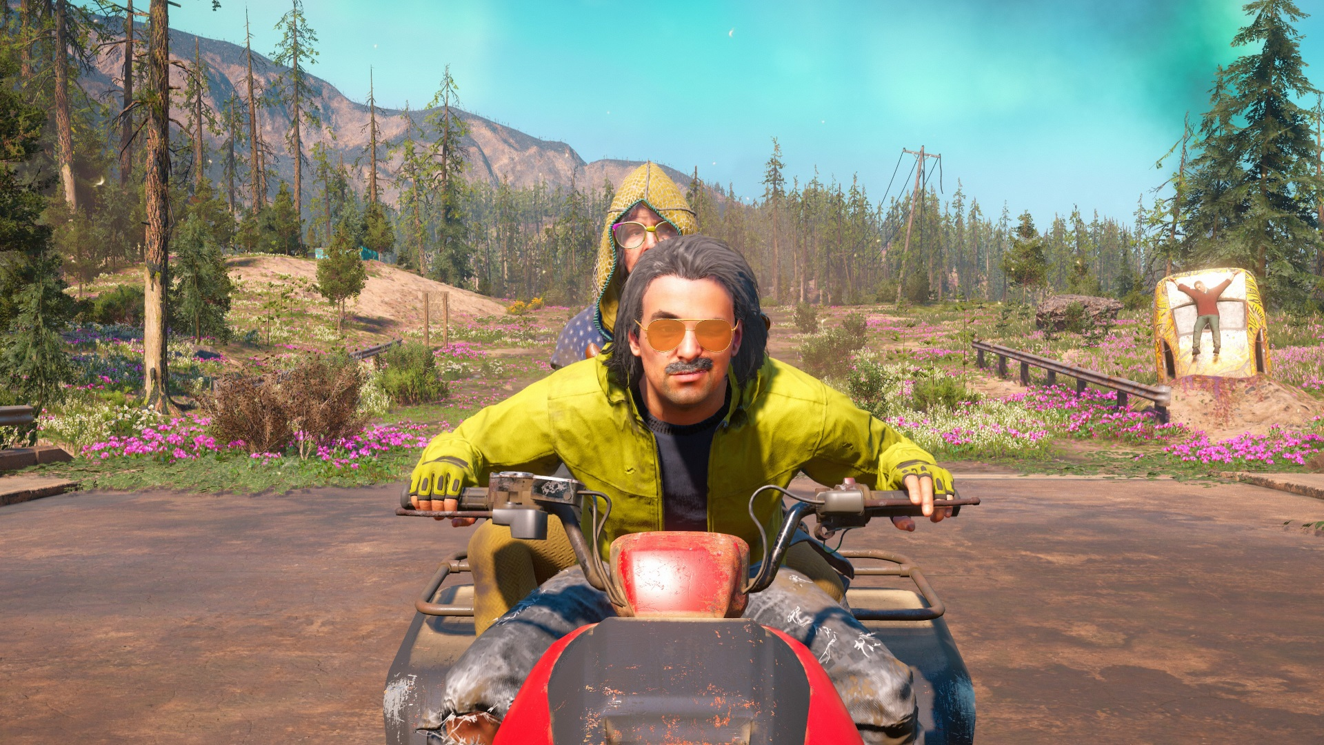 Far Cry New Dawn Pc Graphics Performance How To Get The Best