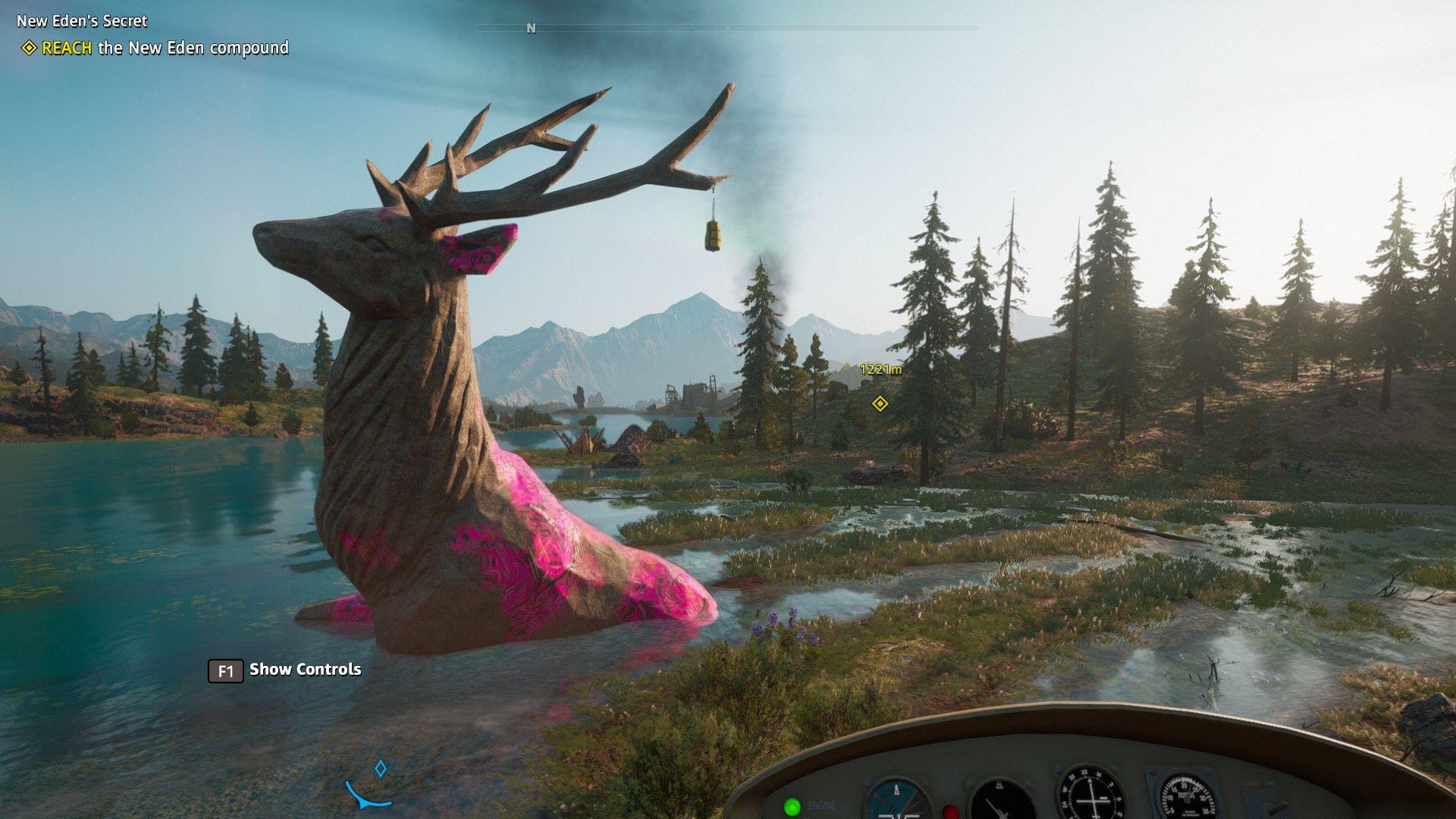 Far Cry New Dawn Review Rock Paper Shotgun