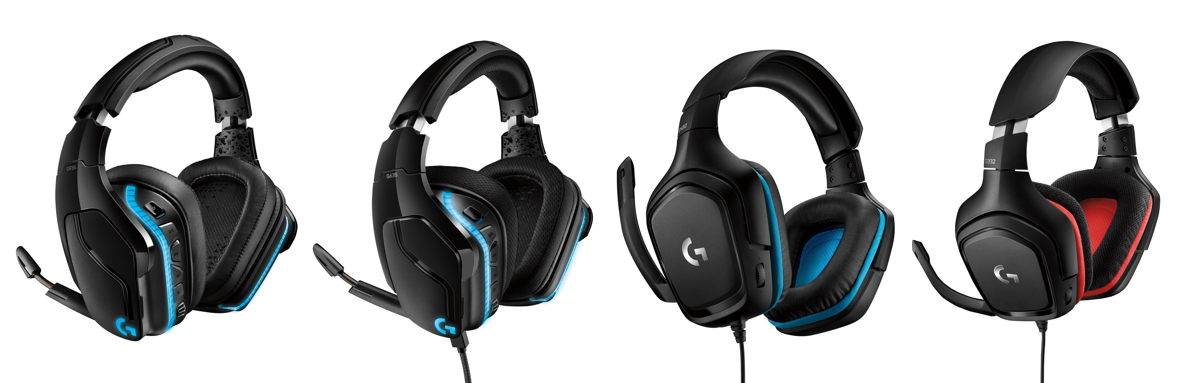 Logitech's G935 headlines new series of gaming headsets | Rock Paper