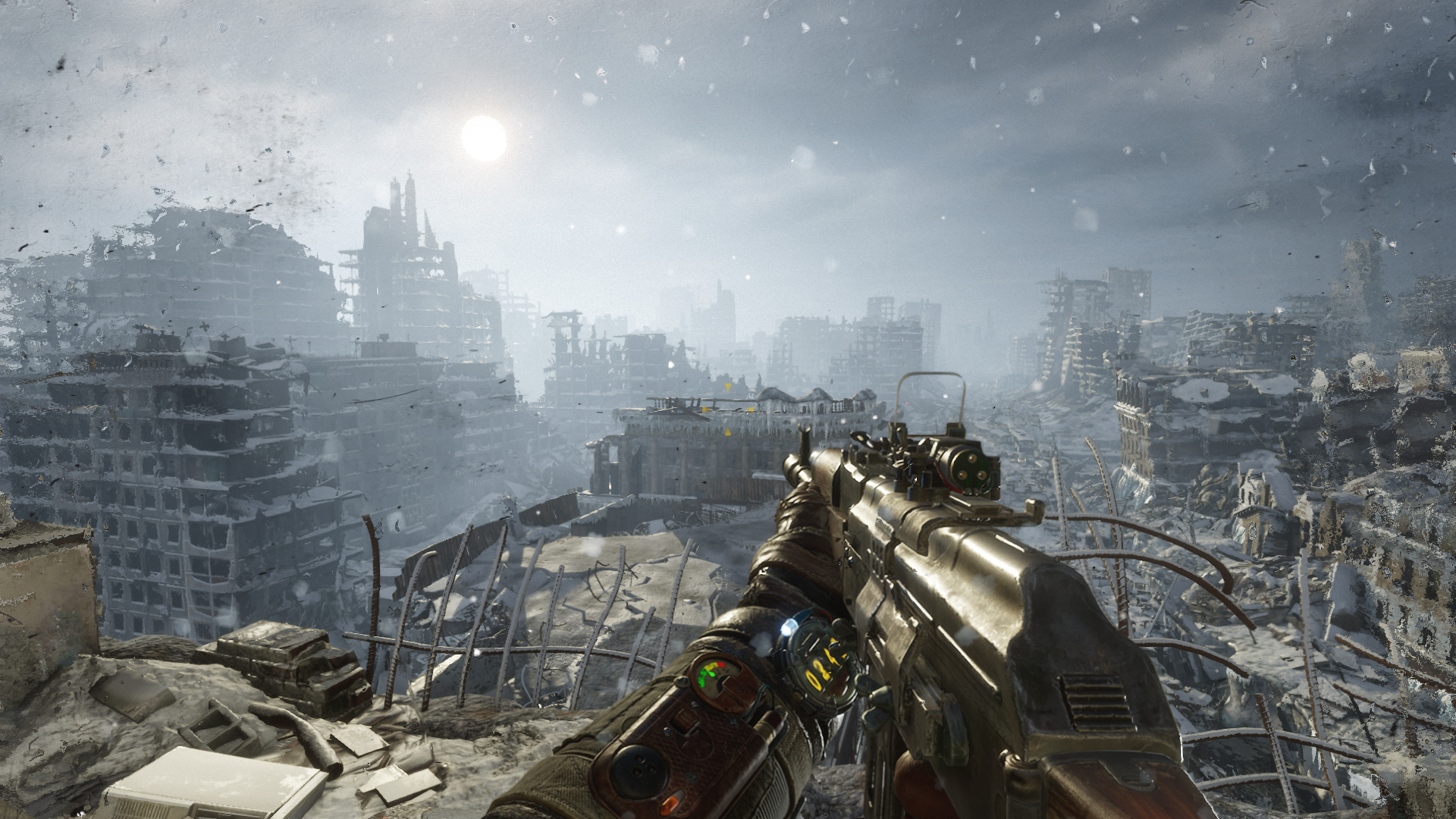 Metro Exodus PC graphics performance: How to get the best settings