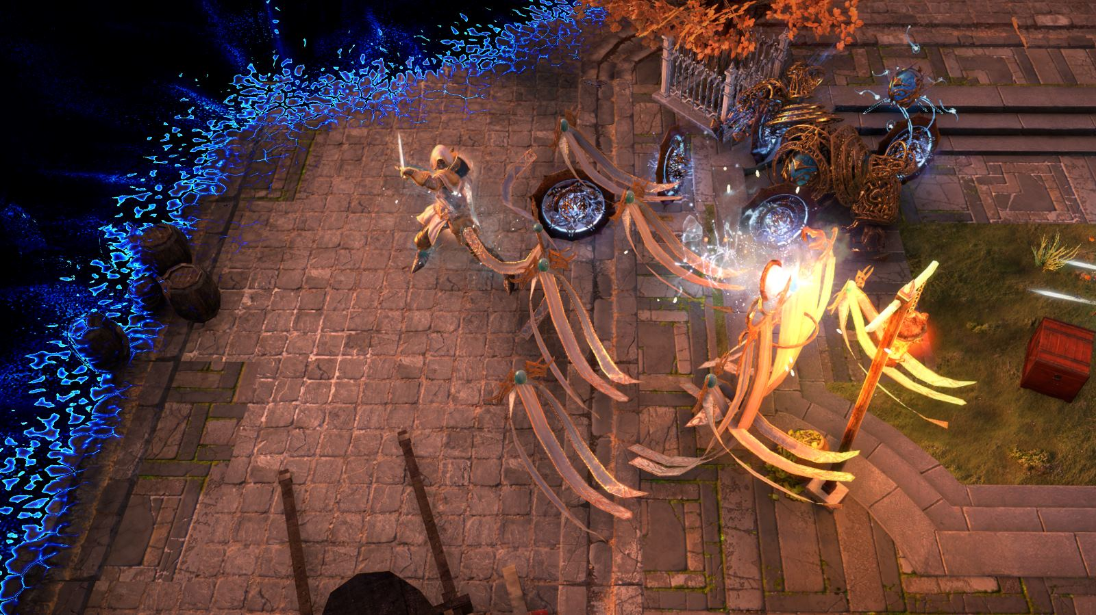 Path Of Exile adds custom-built dungeons in Synthesis | Rock Paper