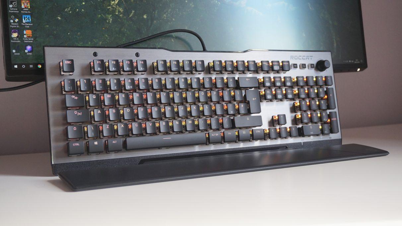 Roccat Vulcan - Best gaming keyboard 2020
