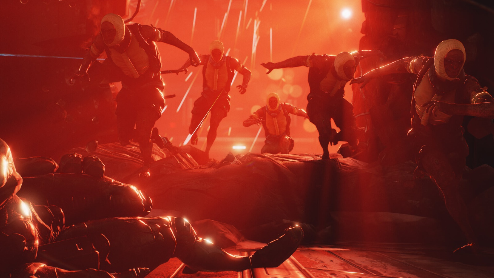 Warframe ditches Alerts and introduces Nightwave seasons | Rock