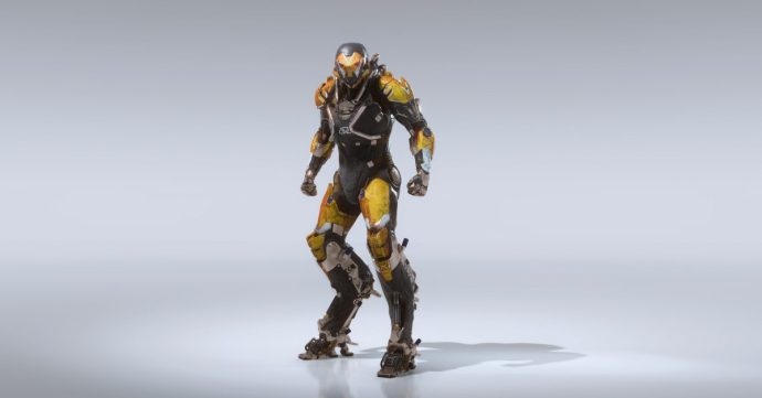 The Ranger Javelin in Anthem.