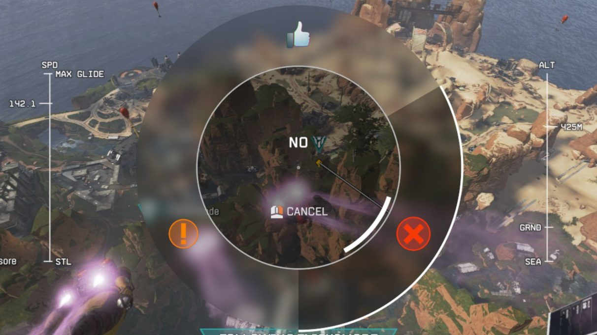Apex Legends Ping guide – Ping system, Apex Legends Ping Menu