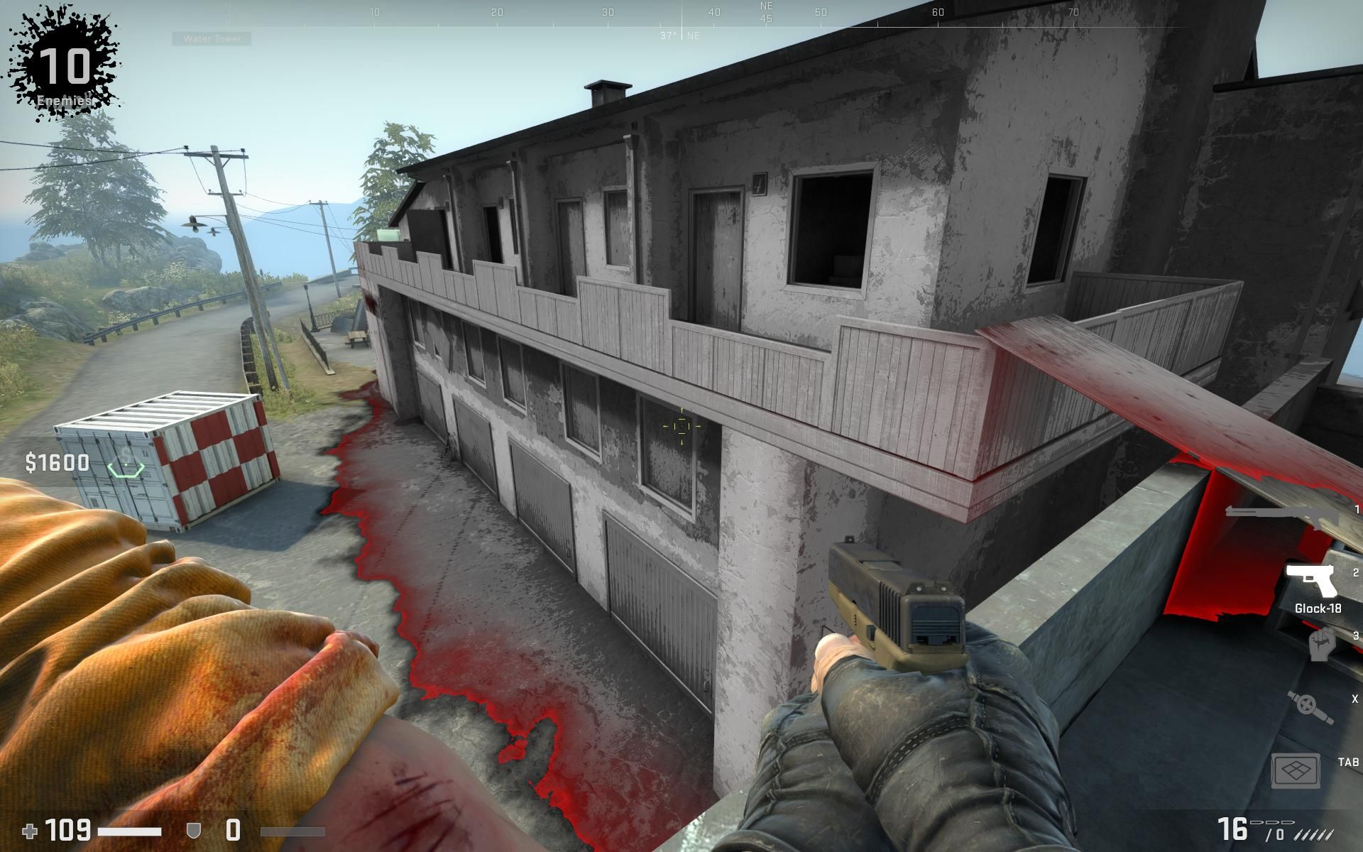 Has Counter-Strike: Global Offensive been improved by its updates